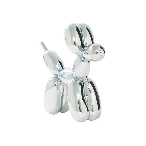 BALLOON DOG <br> PLATINUM SILVER