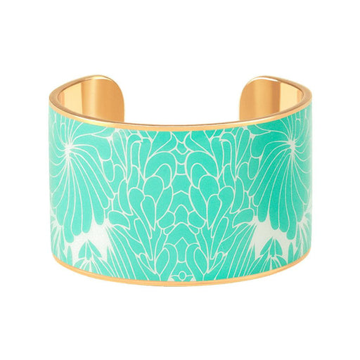 Cancan Cuff <br> Pool Blue