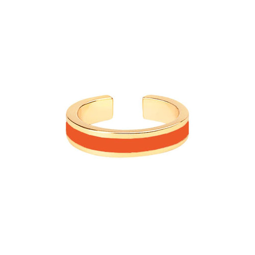 BANGLE RINGS <BR> TANGERINE