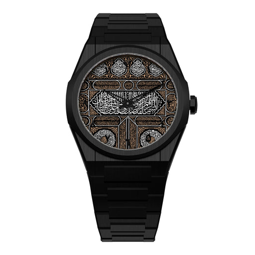 Mecca Limited Edition <br> Black Rose Gold