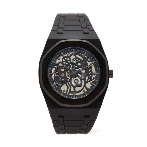 EIGHT KUWAIT <br> BLACK REPTILE