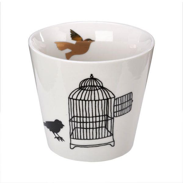 FREEDOM BIRDS CUP <br> SET OF 6 <br> 220 ML