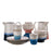 Panorama Cup <br> Set of 4 <br> 300 ml
