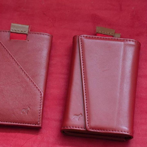 SPEED WALLET <br> RED