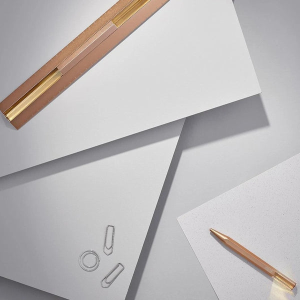 STATIONERY PEN <br> BRONZE