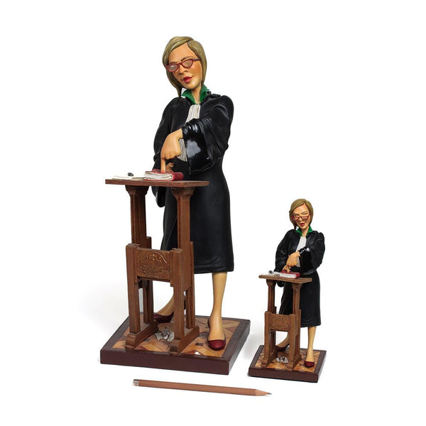 LADY LAWYER <br> MINI