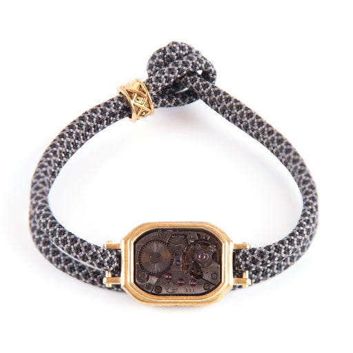 THE GEN 1 BRACELET<br>BLACK GREY