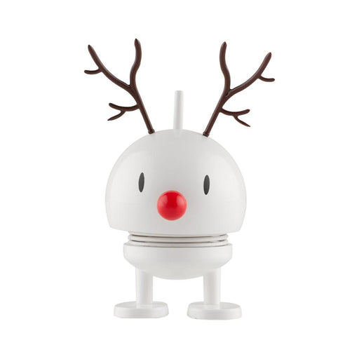 Reindeer <br> Baby Bumble White