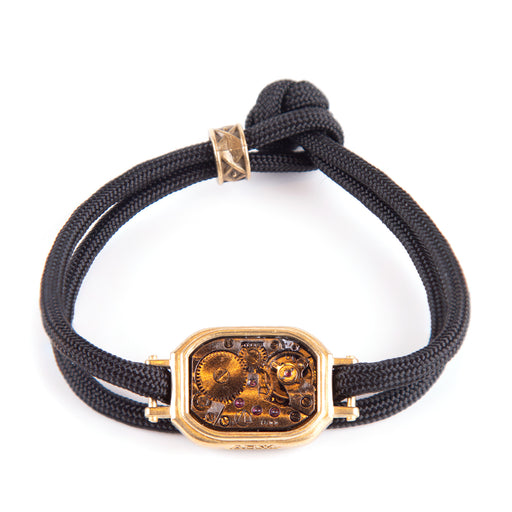 THE GEN 1 BRACELET<br>BLACK