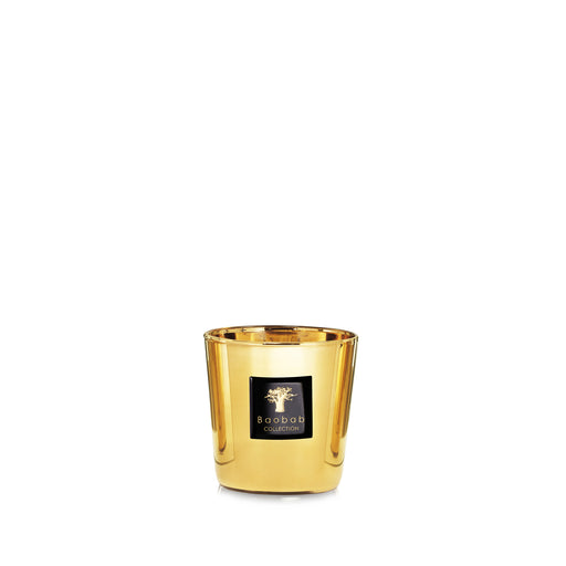 Les Exclusives Aurum Candle<br> Jasmine And Musk<br> (8.5 x 8) cm
