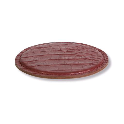 COASTERS<br> CROCO / New Ruby Red <br>set of 4