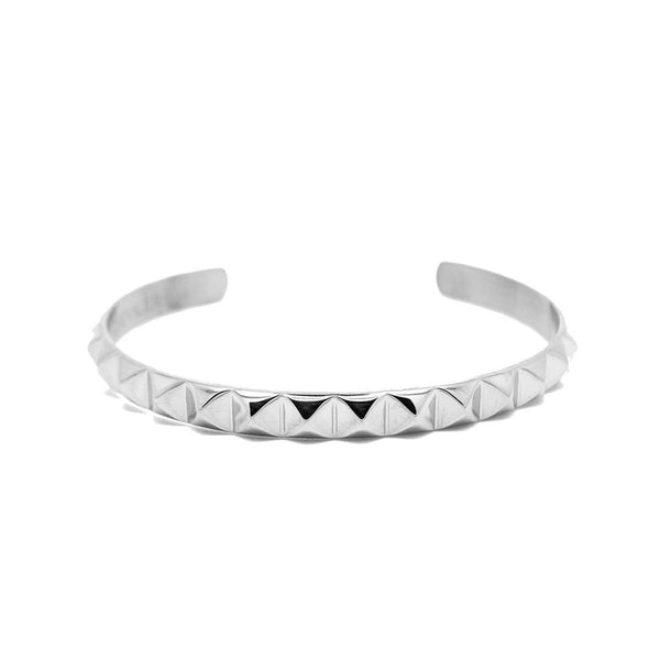 BANGLE<br>WHITE GOLD