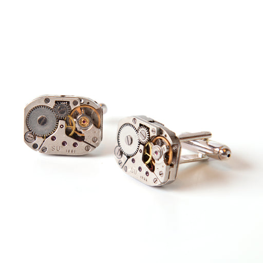 THE FUNCTIONALIST 3<br> CUFFLINK