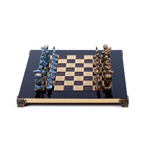 CHESS SET <br> SPARTAN WARRIORS