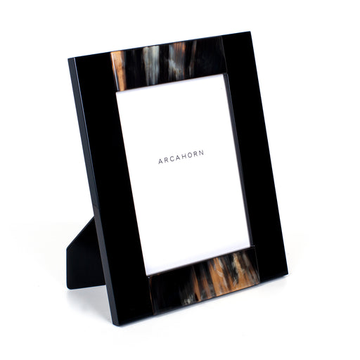 ARCAHORN PHOTO FRAME <BR> BLACK