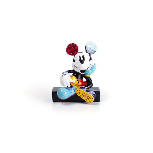 MICKEY MOUSE SITTING <br> FIGURINE <br> (L 6 x H 7) CM