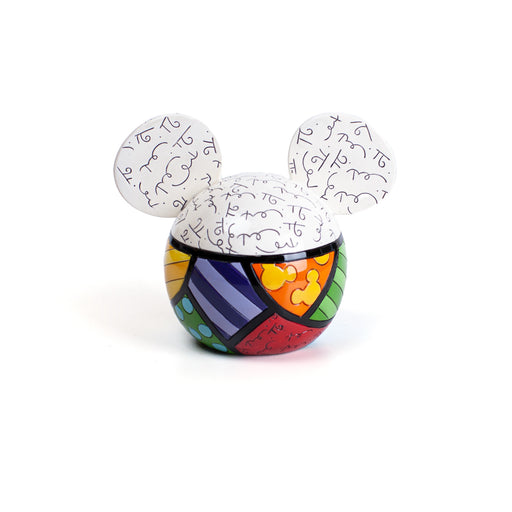MICKEY MOUSE <br> MONEY BOX <br> (L 15.5 x H 13.5) CM