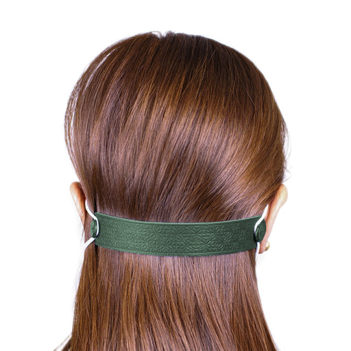 ISLAMIC FLOWER <br> THE MASK EAR BAND <Br> GREEN