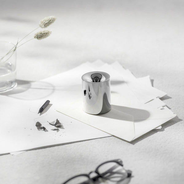 FUNNO <br> PENCIL SHARPENER & PAPERWEIGHT