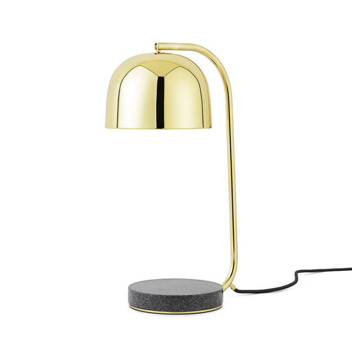 GRANT TABLE LAMP <br> BRASS