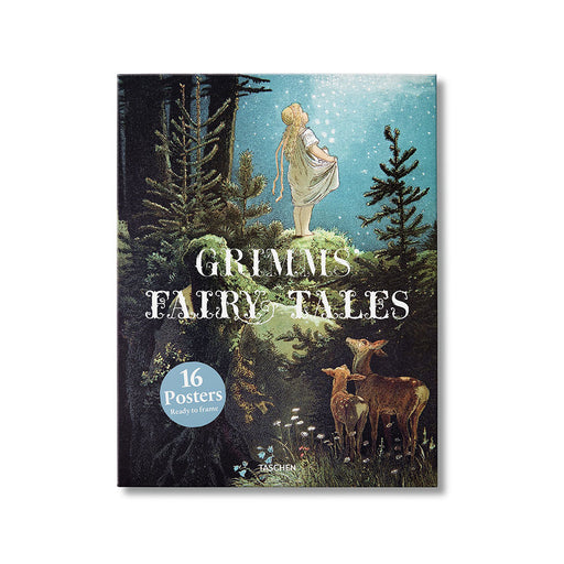 GRIMMS FAIRY TALES<br> PRINT SET