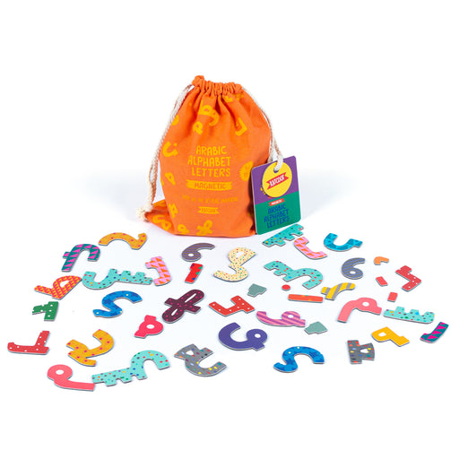 Abjadiya <br> Magnetic Letters <br> Ages 5+