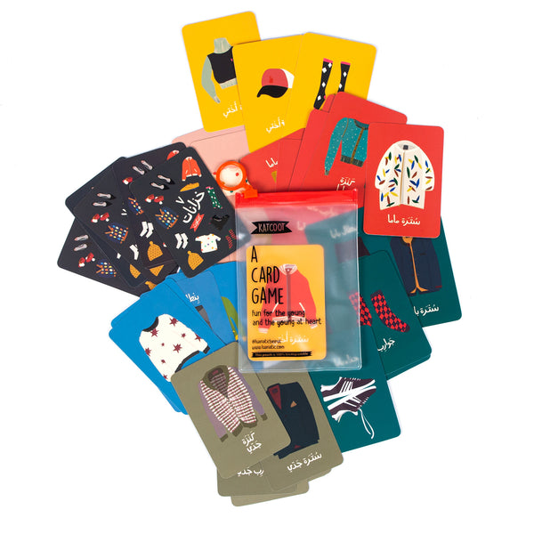 Playing Card Decks <br> Ages 4+