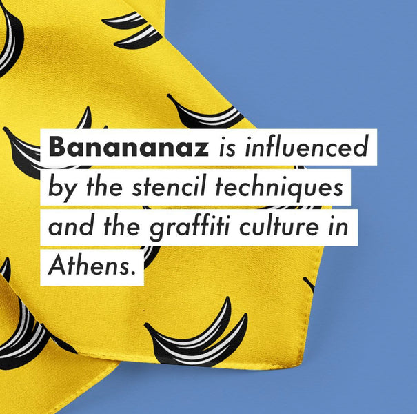 The Banananaz <br> Scarf Style