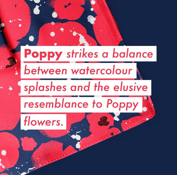 THE POPPY <br> SQUARE STYLE
