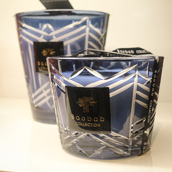 High Society Swann Candle<br> Iris, Cedarwood, Vetiver<br> Limited Edition<br> (12.5 x 10) cm