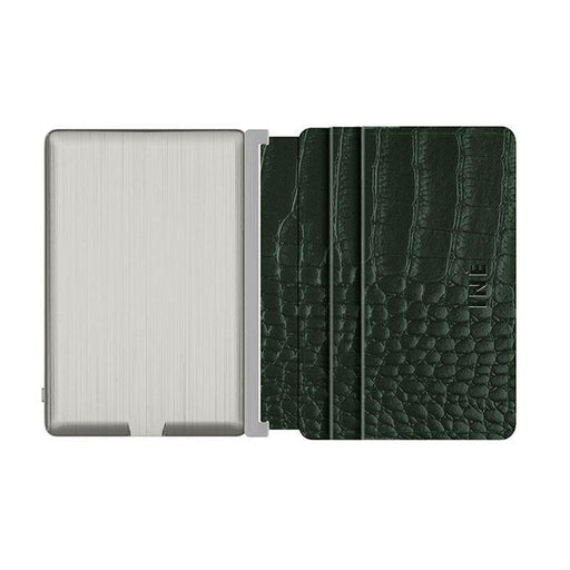 Iné Wallet X Fr-Bg <br> With Built-In Powerbank <br> Alligator Green