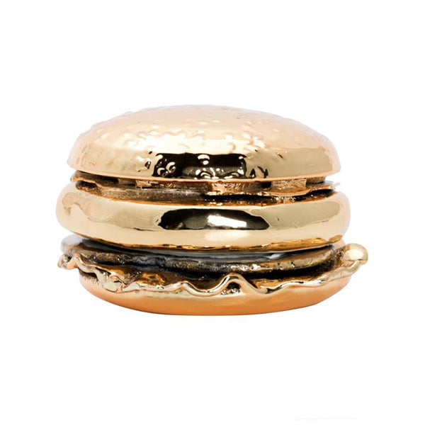 HAMBURGER <br> PLATINUM GOLD