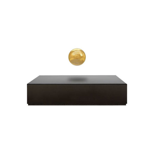 Levitating Buda Ball <br> Black Base / Gold Sphere