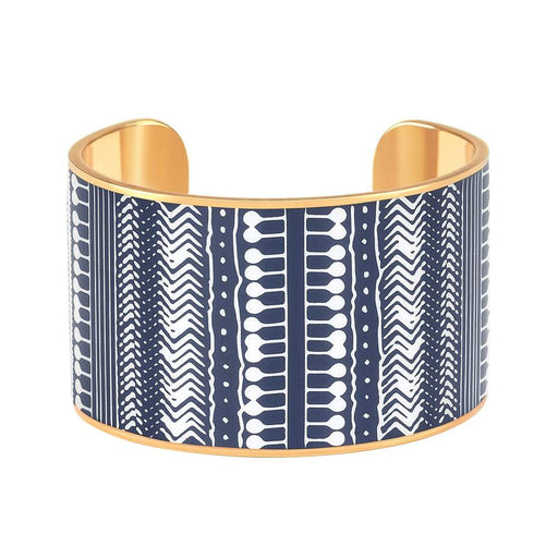 POSH CUFF <BR> NIGHT BLUE