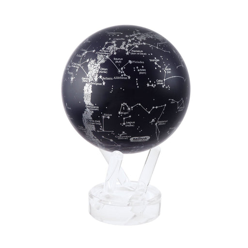 Constellations Globe <br> Black <br> (Ø 12 x H 18) cm