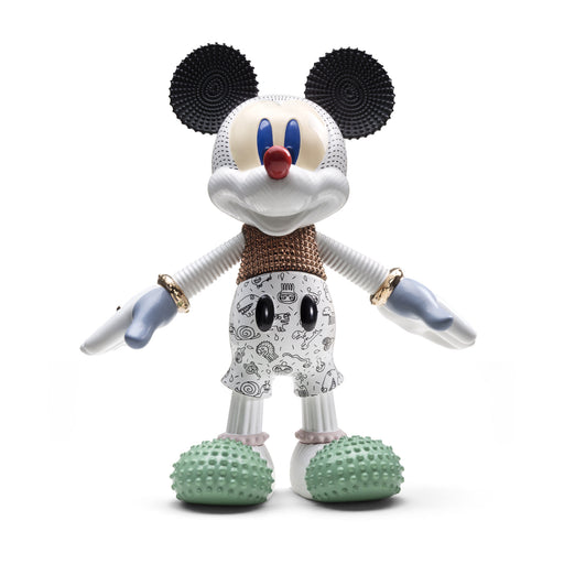 MICKEY FOREVER YOUNG SCULPTURE<br>LIMITED EDITION