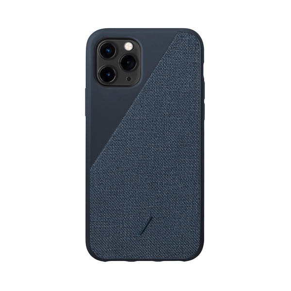 NAVY CLIC CANVAS <br>IPHONE CASE 11 PRO
