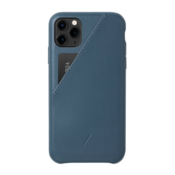 NAVY CLIC CARD <br>IPHONE CASE 11 PRO MAX