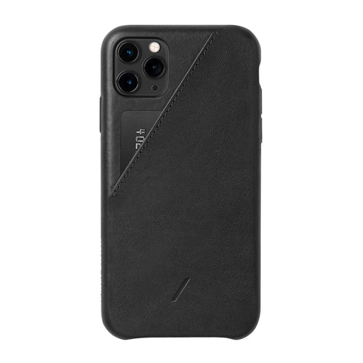 BLACK CLIC CARD <br>IPHONE CASE 11 PRO MAX