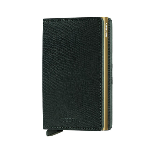 SLIM WALLET <br> RANGO Green Gold