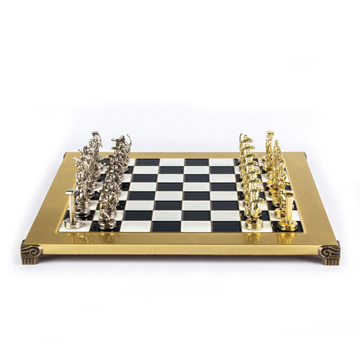 Chess Set <br> Labours of Hercules <br> (40.5 x 40.5) cm