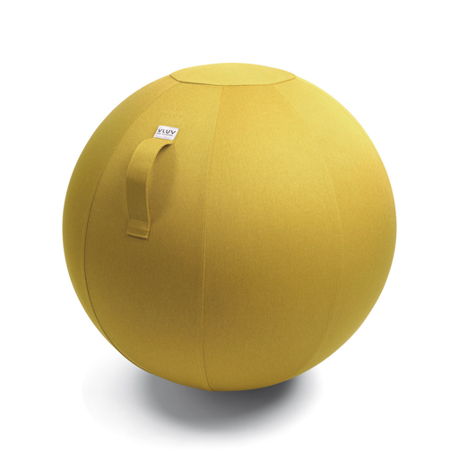 LEIV SEATING BALL <br> MUSTARD YELLOW