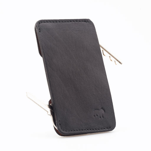 SPEED KEY & CARD HOLDER <br>Black