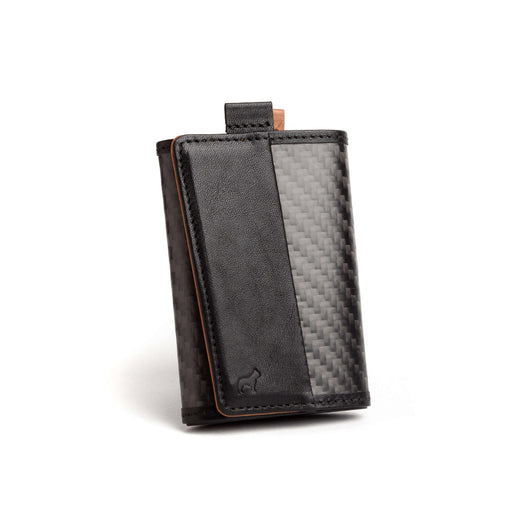 CARBON SPEED WALLET <br> BLACK 7 to 12 cards