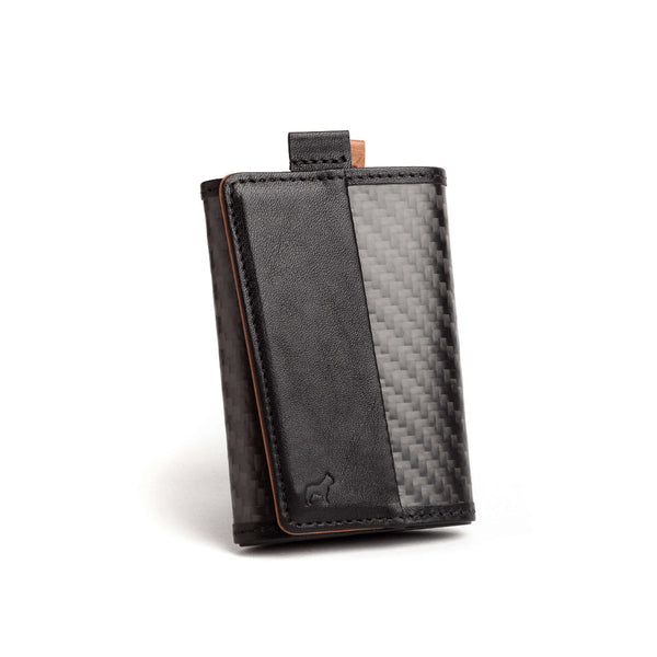 Carbon Speed Wallet <br> Black