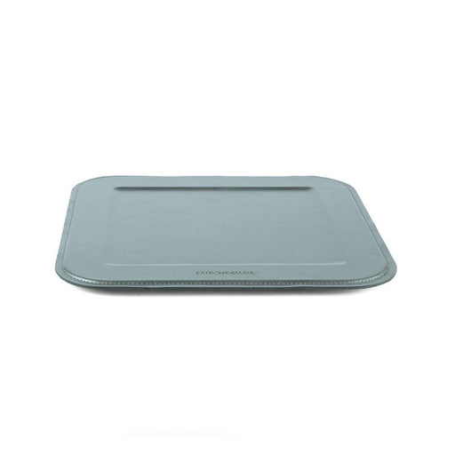 STYLISH SERVING TRAY <br>Metallic Grey