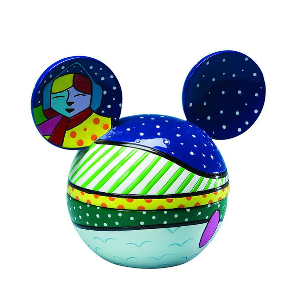 MICKEY EARS BOX <Br>Winter
