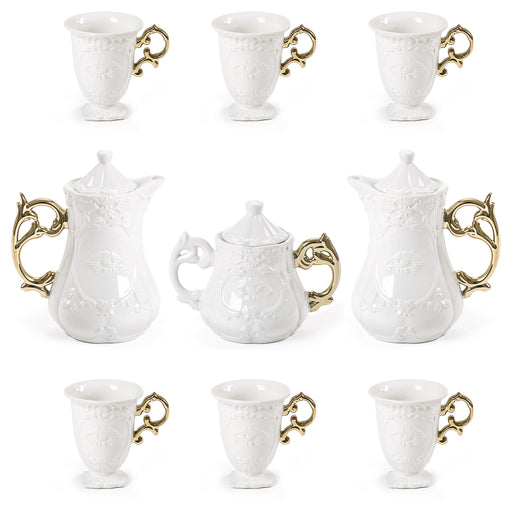 I-Wares Tea Time <br> Set Of 9