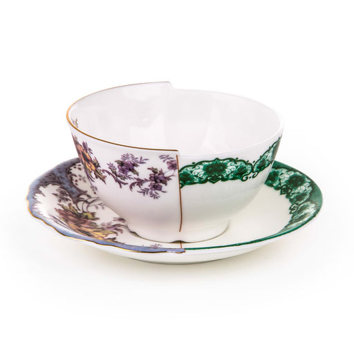 HYBRID TEACUP <br> WITH SAUCER Isidora