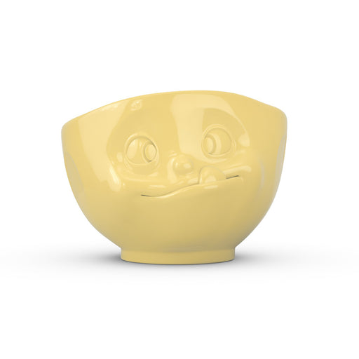 YELLOW BOWL <br> TASTY <br> 500 ML